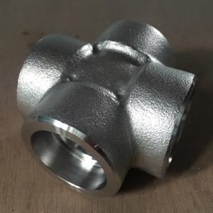 不锈钢承插四通