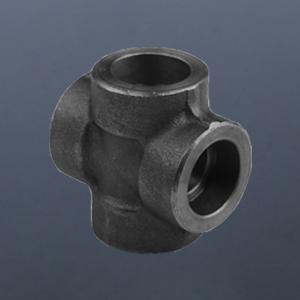 碳钢承插四通