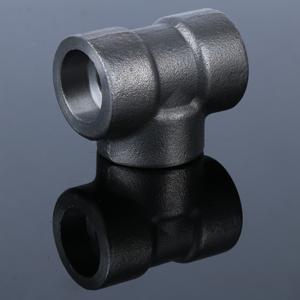 高壓碳鋼承插三通