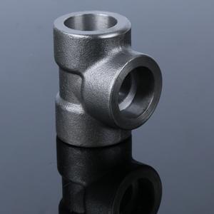 碳钢承插三通
