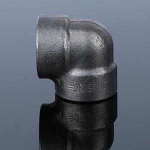 90度碳鋼承插彎頭