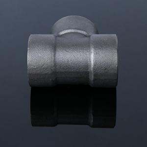 高压碳钢螺纹三通