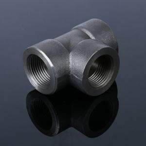 碳钢内螺纹三通