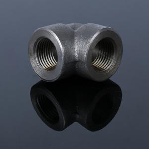 内螺纹碳钢弯头