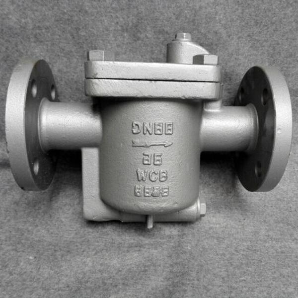 ES8NF 倒吊桶式蒸汽疏水阀