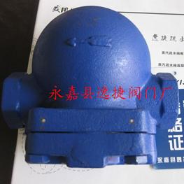 螺纹连接杠杆浮球式疏水阀