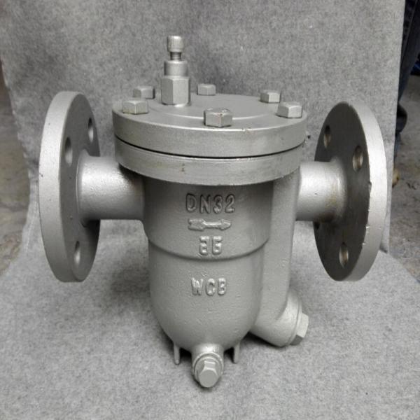 机械型自由浮球式疏水阀