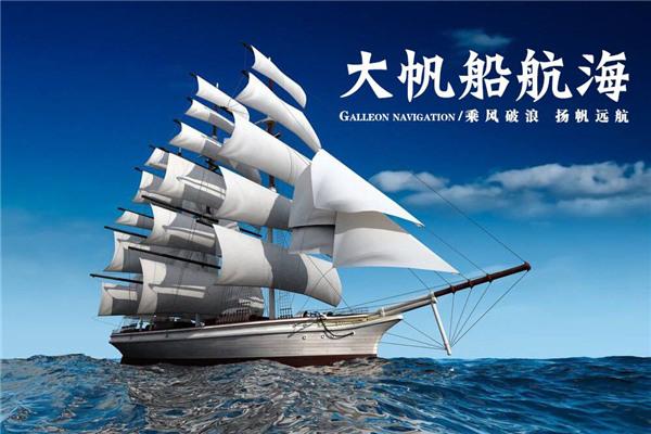大帆船航海