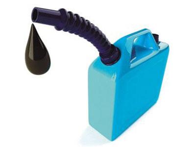 回收废机油
