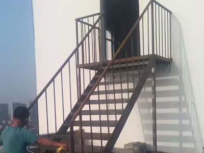石家庄钢梯