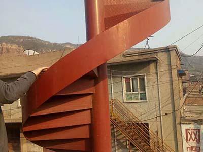河北钢梯厂家