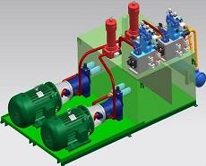 天津液压系统厂家