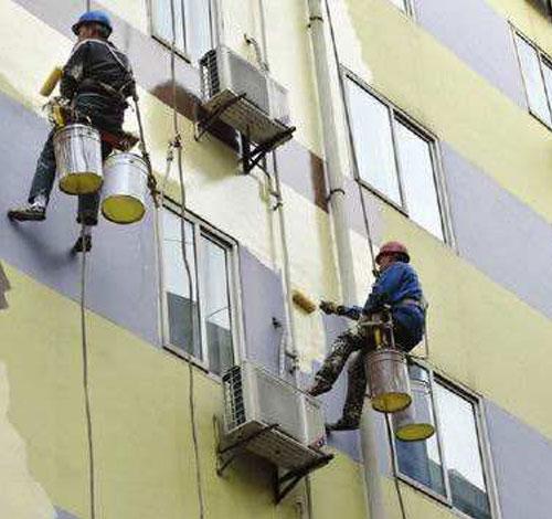 天津外墙粉刷