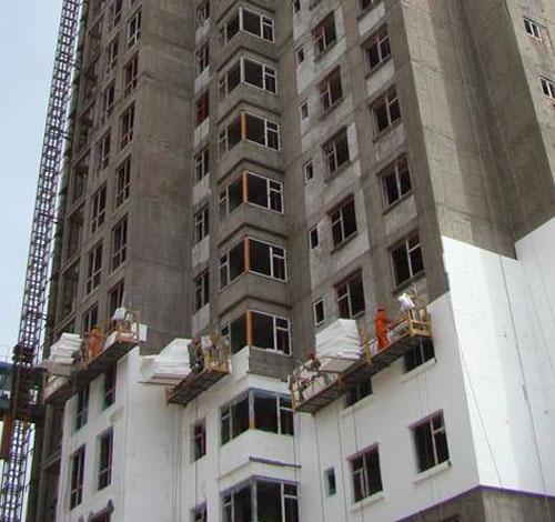 外墙保温施工工程