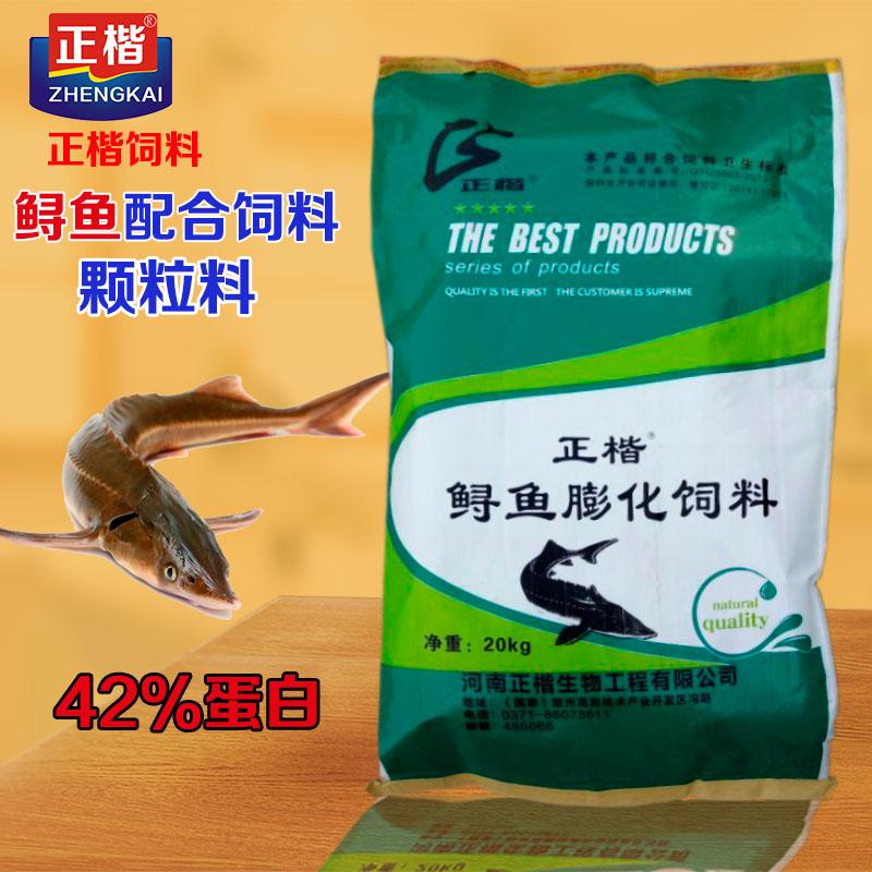 鱘魚42蛋白沉料