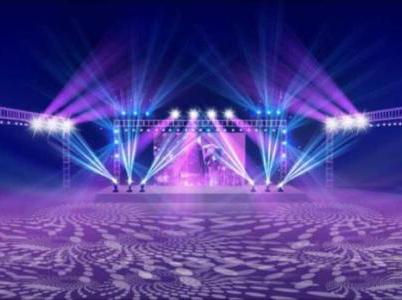 灯光LED大屏租赁
