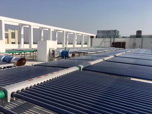 武汉太阳能工程热水厂家
