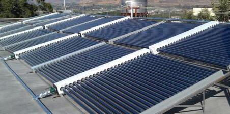 光谷太阳能热水器