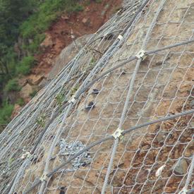 楚雄边坡防护网