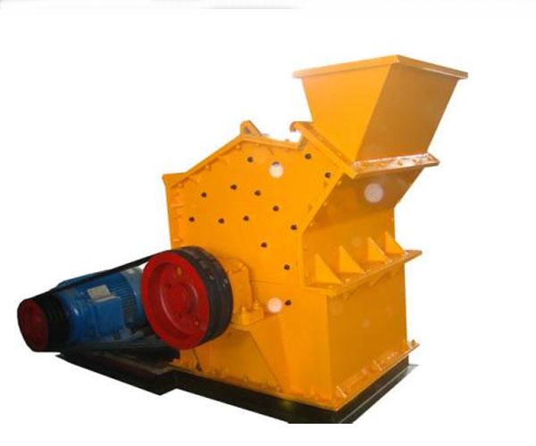 重型锤式反击破碎机