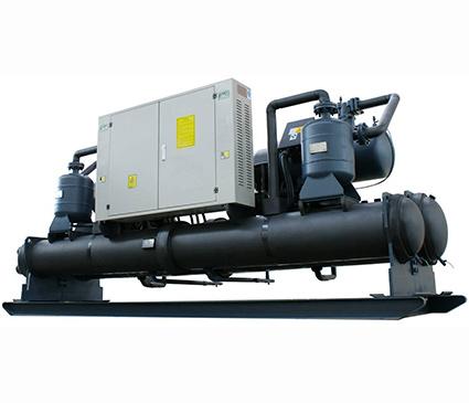 污水源热泵安装