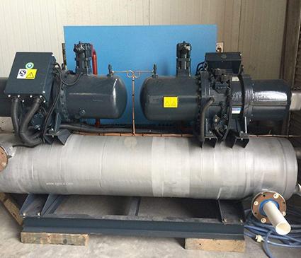 污水源热泵维修