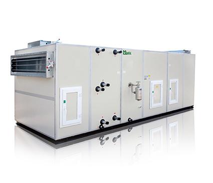 直膨式空调机组安装