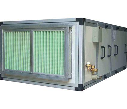 中央空调末端安装