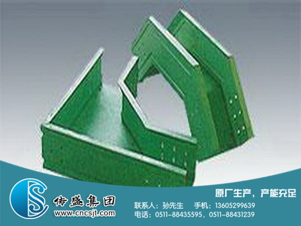 玻璃钢电缆桥架弯通