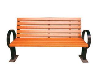 防腐木公园椅价格