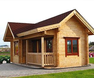 遵义防腐木木屋设计