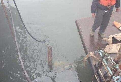 水下風鎬打樁拆除