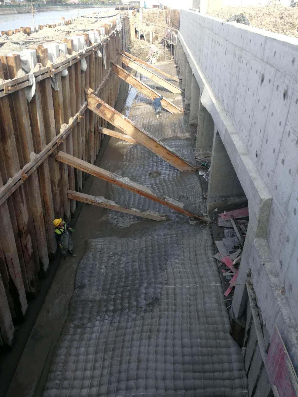 水下模袋混凝土護坡公司