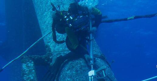 水下模袋混凝土工程