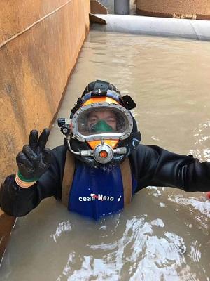 水下封堵技術