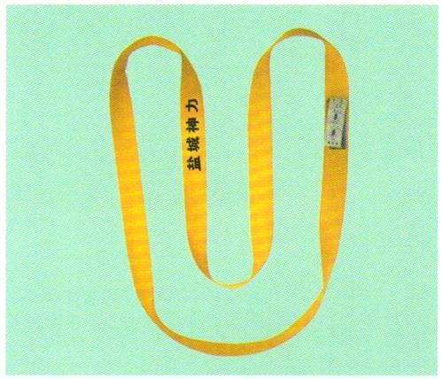 单层扁平环形吊带