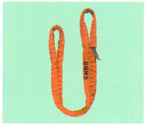 拼缝穿芯环绕吊带