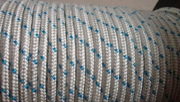 船用双层多股编织绳