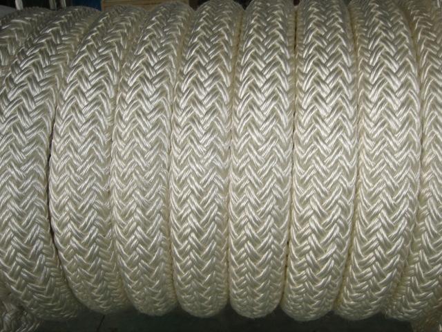 优质双层多股编织绳