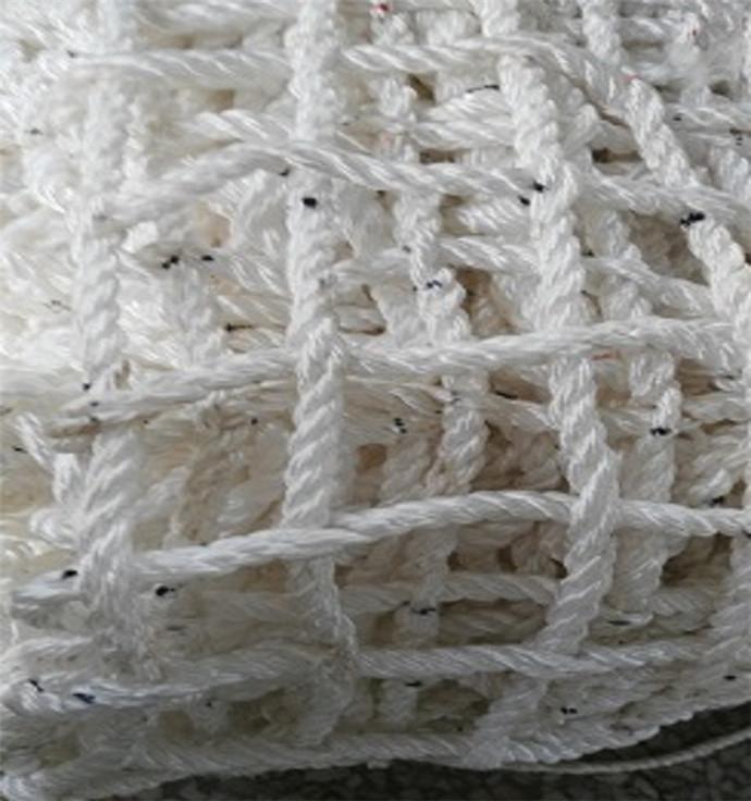 安全船用绳网