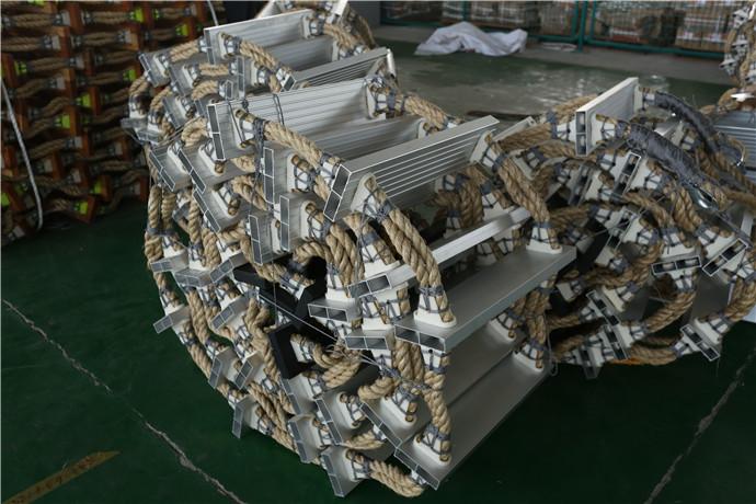 铝质船用绳梯