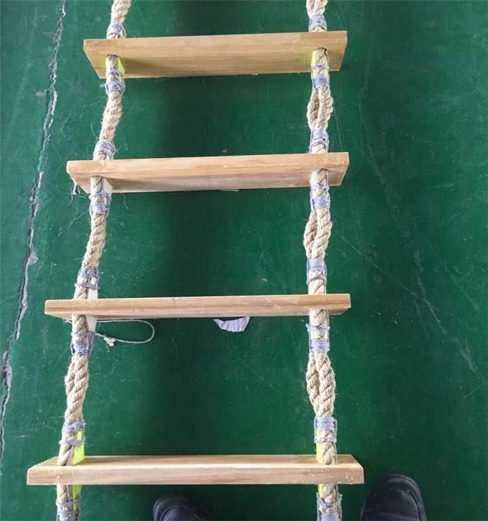 救生艇筏登乘绳梯