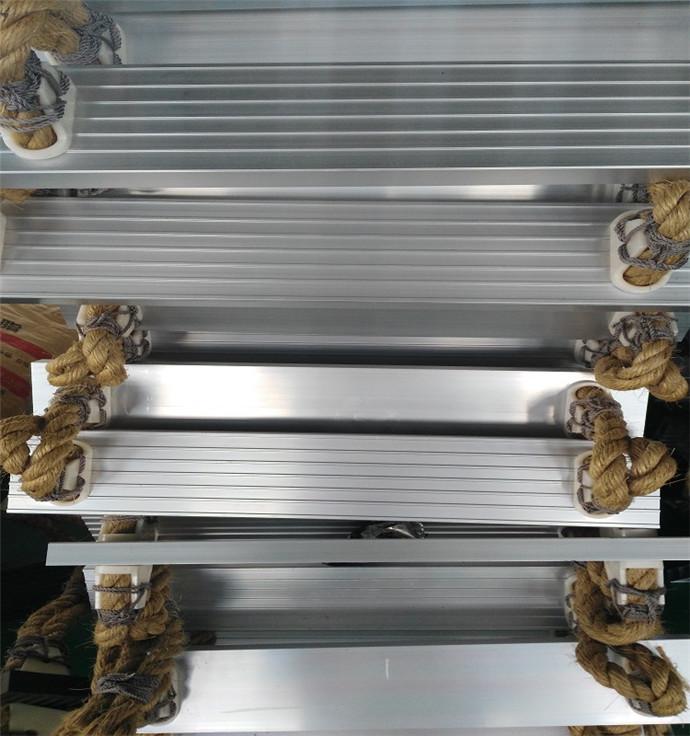 优质铝质船用绳梯