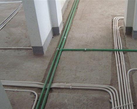 成都水电安装