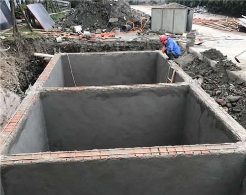 成都修建化粪池