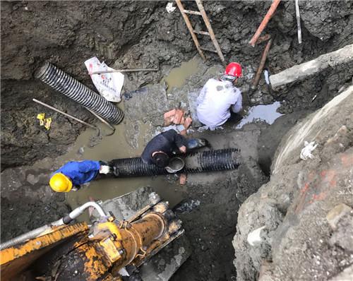 四川污水管道改造