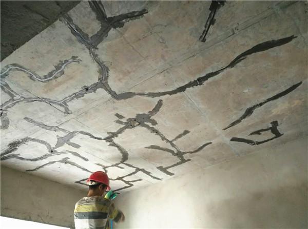 德阳屋面裂缝修补