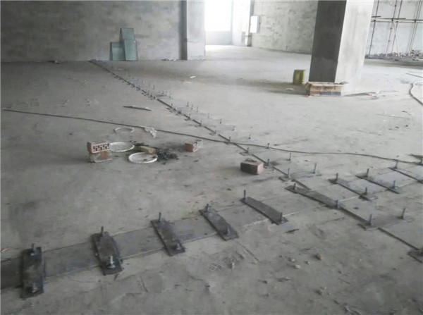 绵阳裂缝修补公司