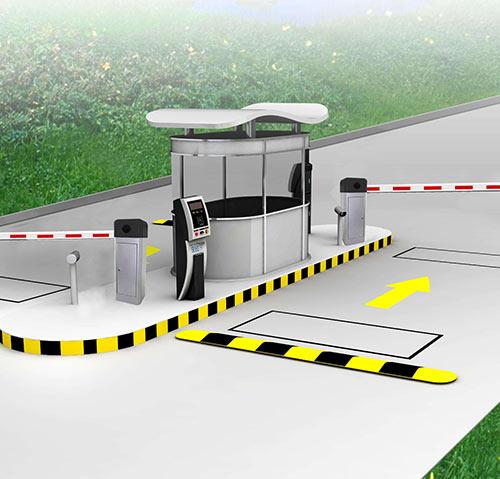 交通设备安装