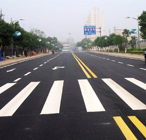 贵州交通标线